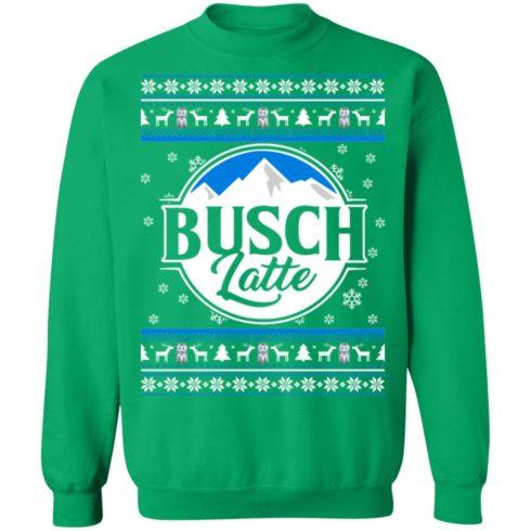 redirect 73 2 490x490px Busch latte Busch Light Christmas Sweatshirt
