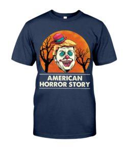 regular 377 3 247x296px American Horror Story Trump Clown Halloween Shirt