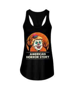 regular 379 3 247x296px American Horror Story Trump Clown Halloween Shirt