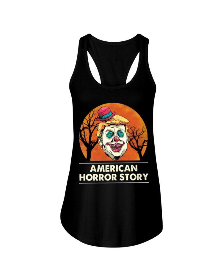 regular 379 750x938px American Horror Story Trump Clown Halloween Shirt