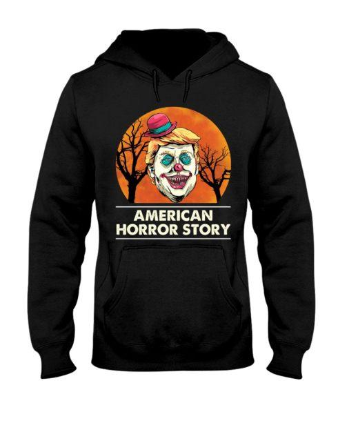 regular 380 1 490x613px American Horror Story Trump Clown Halloween Shirt