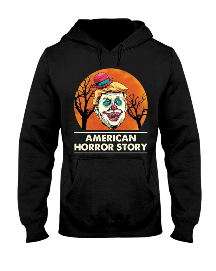 regular 380 1 750x938px American Horror Story Trump Clown Halloween Shirt