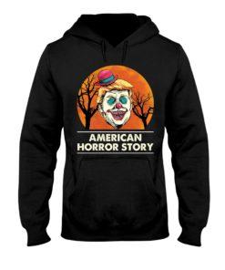 regular 380 3 247x296px American Horror Story Trump Clown Halloween Shirt