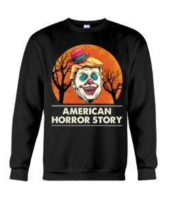 regular 381 3 247x296px American Horror Story Trump Clown Halloween Shirt