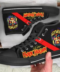 1606230022313 vObdw7gG1k 6 247x296px Hulk Hogan High Top Shoe for Men & Women