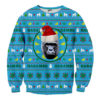 cmrBpVFDfTJx 100x100px The Grinch I Am Sorry The Nice Respiratory Therapist Is On Vacation Christmas Shirt