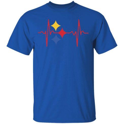 redirect11272020111150 1 490x490px Steeler Heartbeat Steeler For Life Shirt