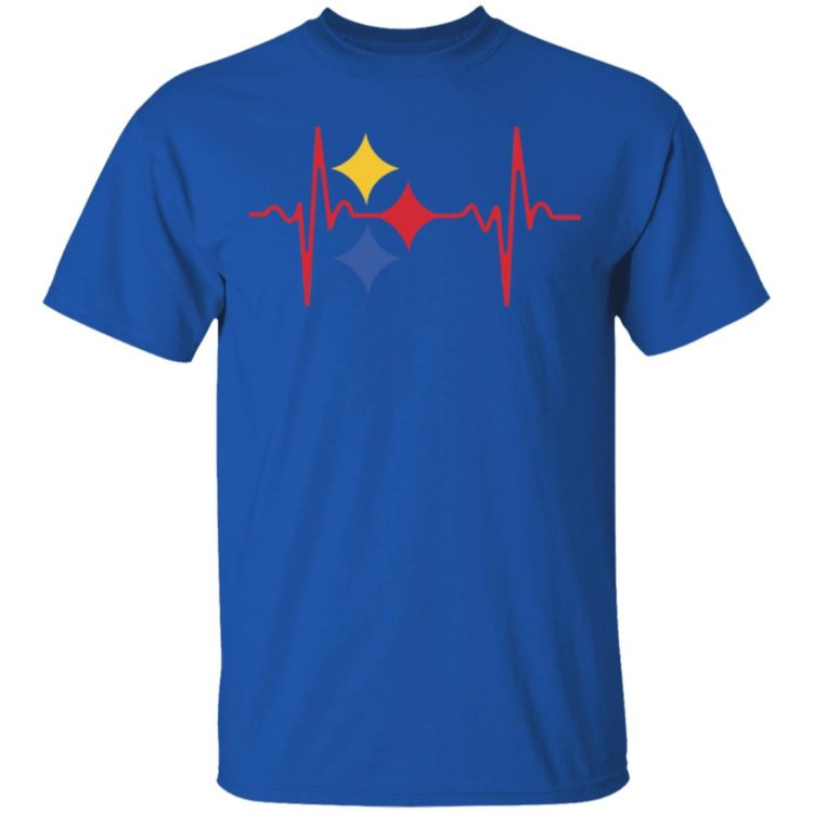 redirect11272020111150 1 750x750px Steeler Heartbeat Steeler For Life Shirt