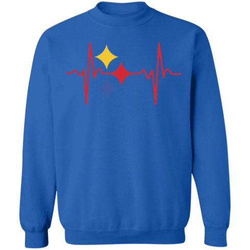 redirect11272020111151 490x490px Steeler Heartbeat Steeler For Life Shirt