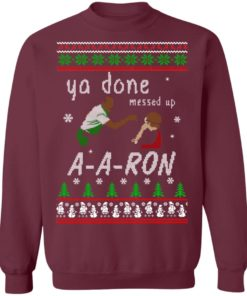 redirect12162020001202 1 247x296px Ya Done Messed Up Aaron Ugly Christmas Sweater