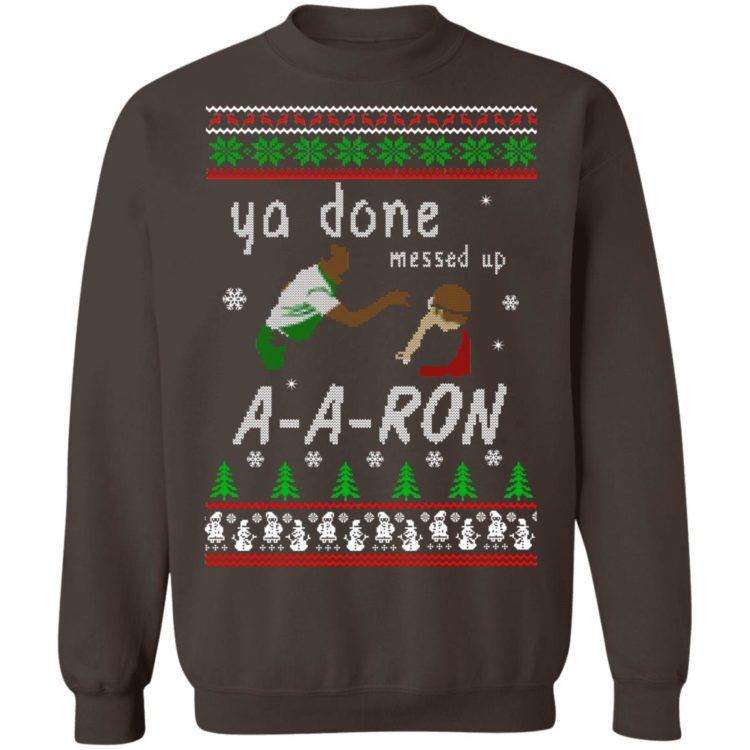 redirect12162020001202 5 750x750px Ya Done Messed Up Aaron Ugly Christmas Sweater