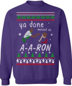 redirect12162020001202 6 247x296px Ya Done Messed Up Aaron Ugly Christmas Sweater
