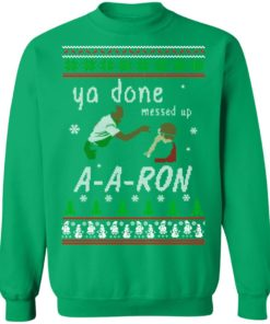 redirect12162020001202 7 247x296px Ya Done Messed Up Aaron Ugly Christmas Sweater