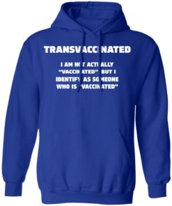 redirect09302021050928 1 247x296px Funny Trans Vaccinated Tshirt Cute Vaccine Meme Shirt