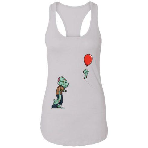 redirect09302021050931 8 490x490px Halloween zombie cut off arm balloon shirt