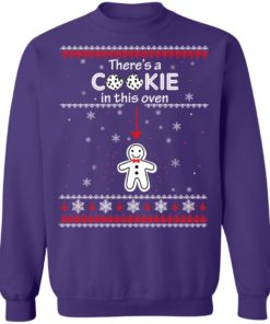 redirect10092021041000 247x296px Christmas Couple There's A Cookie In This Oven Shirt