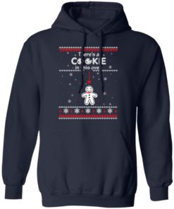redirect10092021041059 1 247x296px Christmas Couple There's A Cookie In This Oven Shirt