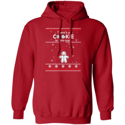 redirect10092021041059 2 490x490px Christmas Couple There's A Cookie In This Oven Shirt