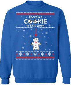 redirect10092021041059 8 247x296px Christmas Couple There's A Cookie In This Oven Shirt