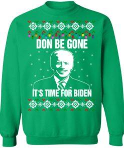 redirect10112021101008 10 247x296px Joe Biden Don Be Gone It's Time For Biden Christmas Sweatshirt