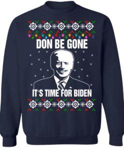 redirect10112021101008 6 247x296px Joe Biden Don Be Gone It's Time For Biden Christmas Sweatshirt