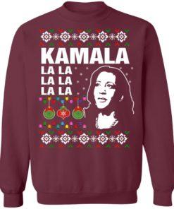 redirect10112021101022 5 247x296px Kamala Harris Couple It's Time For Biden Christmas Sweatshirt