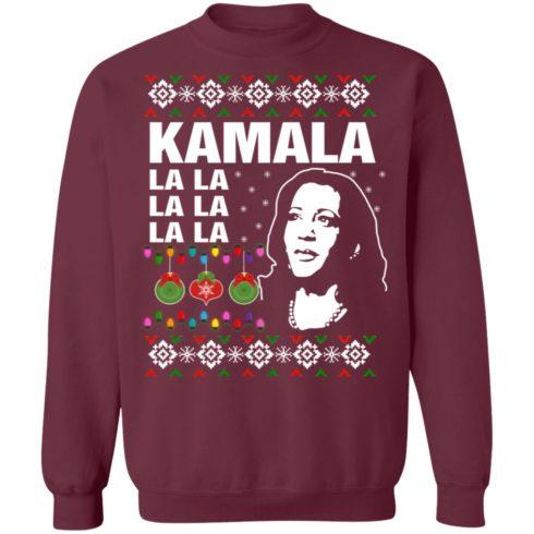 redirect10112021101022 5 490x490px Kamala Harris Couple It's Time For Biden Christmas Sweatshirt