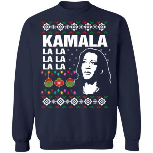 redirect10112021101023 490x490px Kamala Harris Couple It's Time For Biden Christmas Sweatshirt